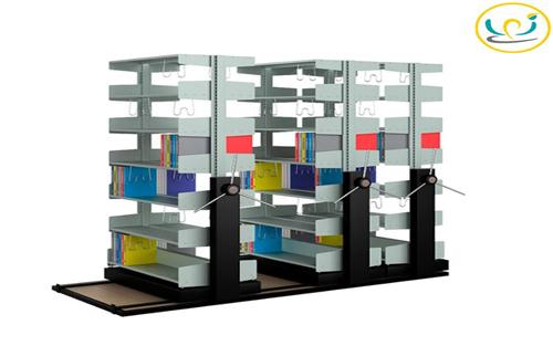 ตู้เลื่อนเก็บเอกสาร ผู้ช่วยในการเก็บเอกสารอย่างเป็นระบบและประหยัดพื้นที่