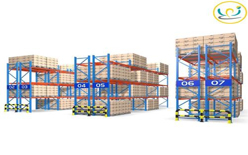 ชั้นวางสินค้าอุตสาหกรรม มีความสำคัญอย่างไรในการจัดเก็บสินค้า